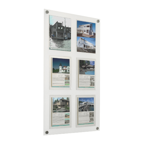 Estate Agent Displays From Shop Display Systems